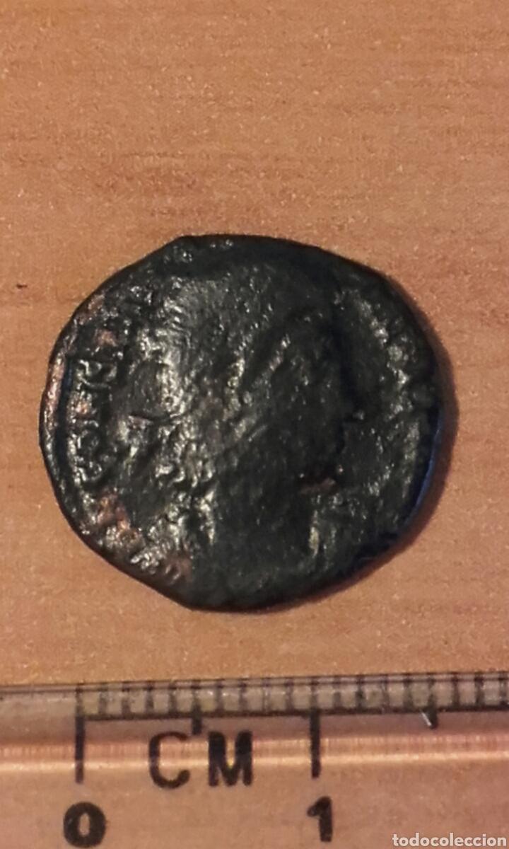 MONEDA 1368 - COBRE ROMANO - CONSTANCIO II - MONEDA ROMANA BAJO IMPERIO BONITOS DETALLES (Numismática - Periodo Antiguo - Roma Imperio)