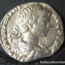 Monedas Imperio Romano: 140--INTERESANTE DENARIO EN PLATA DE CARACALLA--197-217 D.C.--SPES PVBLICA. Lote 105724295