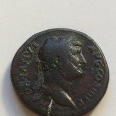 Monedas Imperio Romano: SESTERCIO DE ADRIANO. Lote 106101879