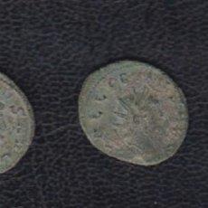 Monedas Imperio Romano: B.I. GALIENO. LOTE DE TRES ANTONINIANOS. REF AR3. Lote 106162123