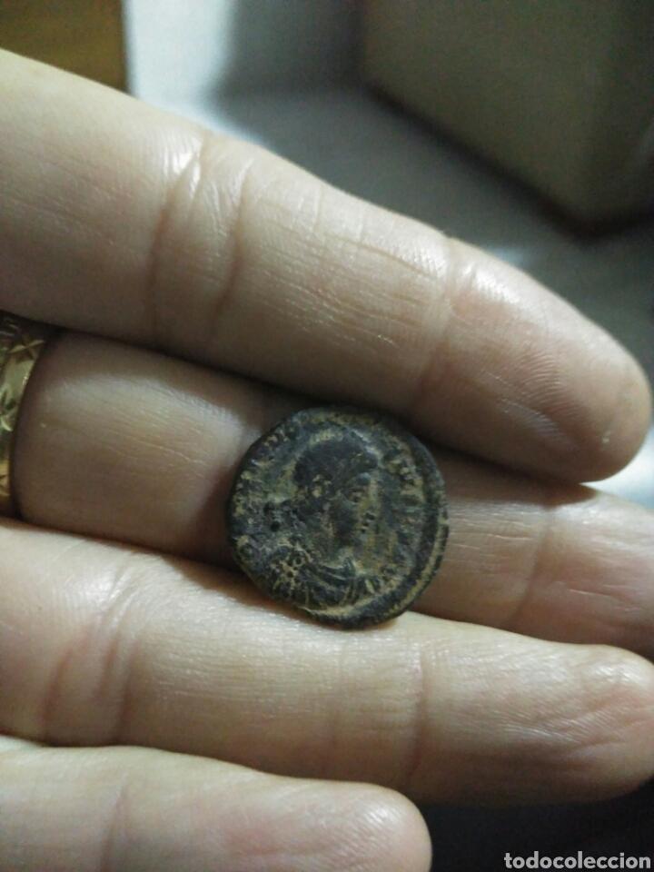 MONEDA ROMANA A CATALOGAR (Numismática - Periodo Antiguo - Roma Imperio)