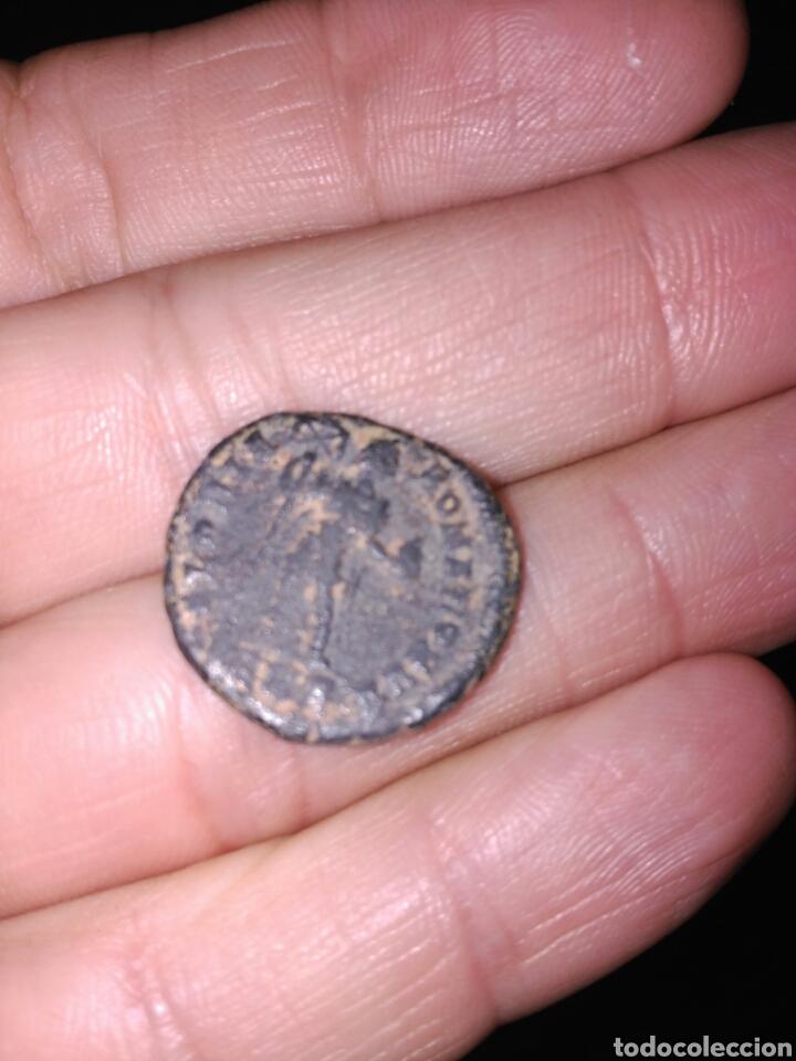 Monedas Imperio Romano: Moneda romana a catalogar - Foto 2 - 107228260
