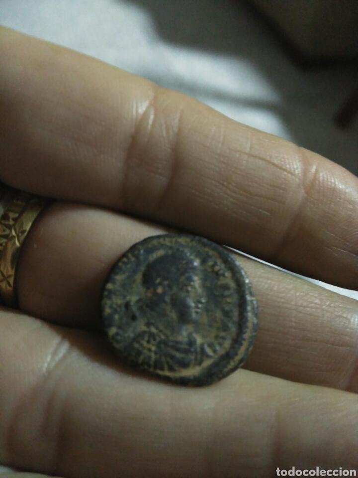 Monedas Imperio Romano: Moneda romana a catalogar - Foto 3 - 107228260