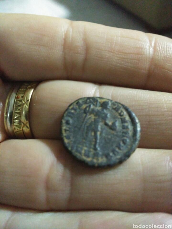 Monedas Imperio Romano: Moneda romana a catalogar - Foto 4 - 107228260