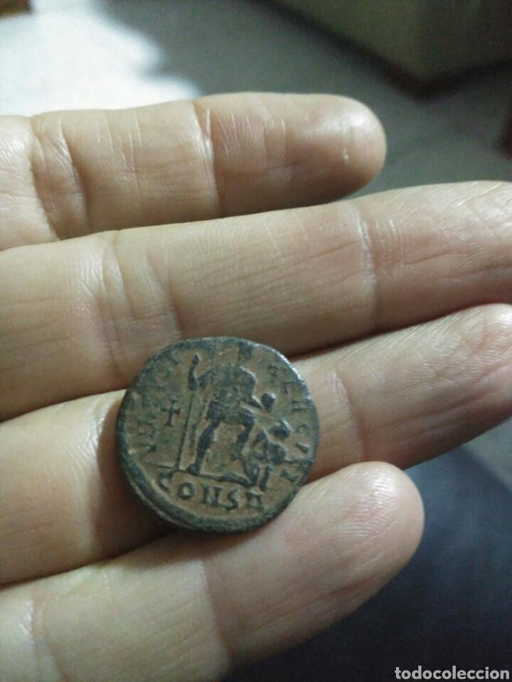 Monedas Imperio Romano: Moneda romana a catalogar - Foto 2 - 107228562