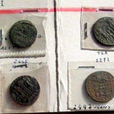 Monedas Imperio Romano: CONSTANTINO I- 7 AE-3 DE GLORIA ROMANORUM DE OFICINAS DIFEFERENTES. Lote 107962075
