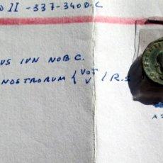 Monedas Imperio Romano: CONSTANTINO II - 2 DE AE3 - CAESORUM NOSTRORUM DIFERENTES. Lote 107963311