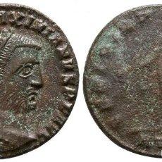 Monedas Imperio Romano: IMPERIO ROMANO! MAXIMIANO 285-305! FOLLIS BRONCE 5,77 G / 23 MM. Lote 109211575