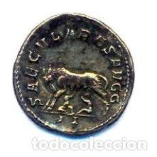 Monedas Imperio Romano: BELLO Y RARO ANTONINIANO DE FILIPO LOBA. Lote 109298199