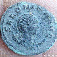 Monedas Imperio Romano: SALONINA, ESPOSA DE GALIENO. ANTONINIANO. VELLON. 260-268. M229. Lote 109931171