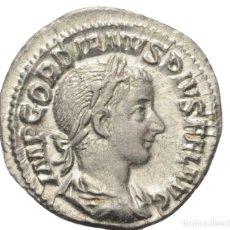 Monedas Imperio Romano: IMPERIO ROMANO! DENARIO! PLATA! GORDIANO III 238-244! ROMA! BUSTO / LAETITIA SC-/EBC+! SIN CIRCULAR. Lote 110144563