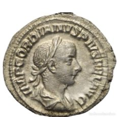 Monedas Imperio Romano: IMPERIO ROMANO! DENARIO! PLATA! GORDIANO III 238-244! ROMA! BUSTO / DIANA SC-/EBC+! SIN CIRCULAR. Lote 110144891