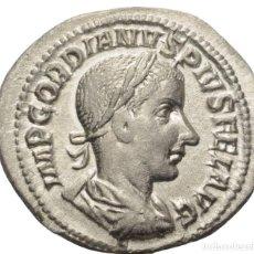 Monedas Imperio Romano: IMPERIO ROMANO DENARIO PLATA! GORDIANO III 238-244! ROMA! BUSTO / VENUS SC-! SIN CIRCULAR-. Lote 110257119