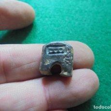 Monedas Imperio Romano: BONITO PONDERAL EN PLATA , PESO : 8,2 GRAMOS , CON MARCAS. Lote 111151311