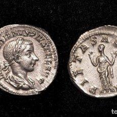 Monedas Imperio Romano: DENARIO. EMPERADOR GORDIANO III. ROMA. GORDIANUS III.. Lote 111535611