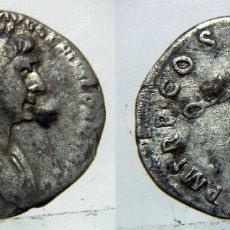 Monedas Imperio Romano: DENARIO DEL EMPERADOR TRAJANO PM TRP COS VI PP SPQR. Lote 112082159