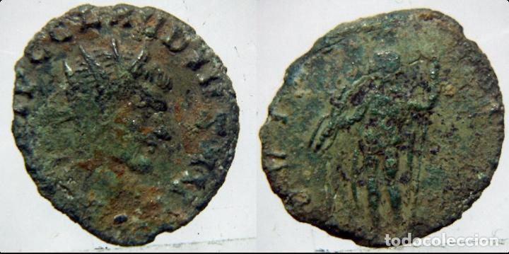 MONEDA ROMANA DEL EMPERADOR CLAUDIO II (Numismática - Periodo Antiguo - Roma Imperio)