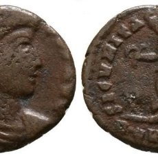 Monedas Imperio Romano: IMPERIO ROMANO! VALENTE 364-378! FOLLIS 1,96 G / 15 MM. Lote 109215403