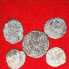 Monedas Imperio Romano: LOTE 5 MONEDAS ROMANAS R11. Lote 112855072