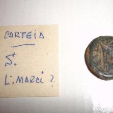 Monedas Imperio Romano: MONEDA ROMANA CARTEIA L.MARRCI. Lote 113141919