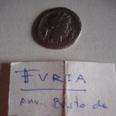 Monedas Imperio Romano: MONEDA ROMANA FURIA. Lote 113143323