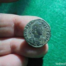 Monedas Imperio Romano: PRECIOSA MONEDA ROMANA DE GRACIANO, PRECIOSA PATINA VERDE . Lote 113154427