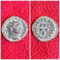 Monedas Imperio Romano: MONEDA ROMANA MAXIMIANO HERCULIO ANTONINIANO S SIRACUSA 285 - 305 D.C RARA ASI. Lote 113162998