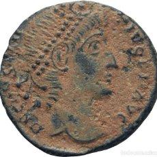 Monedas Imperio Romano: IMPERIO ROMANO! CONSTANCIO II (337-361)! AE4 O.J. (BRONCE)! ANTIOQUÍA! EBC-. Lote 114048915