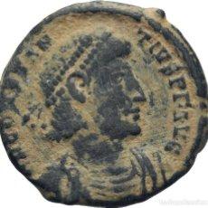 Monedas Imperio Romano: IMPERIO ROMANO! CONSTANCIO II, 337-361! AE4 O.J. (BRONCE) MBC+. Lote 115374095