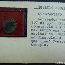 Monedas Imperio Romano: CONSTANTINO I. DEL 307 AL 337. Lote 115472471