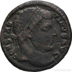 Monedas Imperio Romano: IMPERIO ROMANO! CONSTANTINO I., 306- 337! AE FOLLIS! ANTIOQUÍA! 2,67 G // 18 MM.! MBC. Lote 115627983