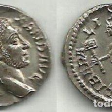 Monedas Imperio Romano: ALEJANDRO SEVERO - DENARIO (LIBERALITAS) - 222/228 D C.- EBC.. Lote 115730011