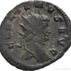 Monedas Imperio Romano: IMPERIO ROMANO (GALLIENUS) GALIANO 253-268! PLATA ANTONINIANO! ROMA! 3,35 G. / 22 MM.! EBC MUY RARO. Lote 116222535