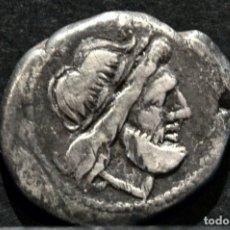 Monedas Imperio Romano: QUINARIO ANÓNIMO ROMA VICTORIATO (211-206 A.C). Lote 86655188