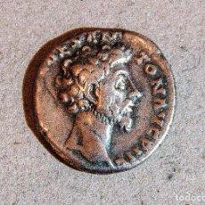Monedas Imperio Romano: DENARIO MARCO AURELIO . AÑOS 161-180. Lote 117623119