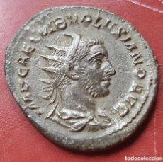 Monedas Imperio Romano: RARO ASÍ. ANTONINIANO DE VOLUSIANO. REVERSO: IVNONI MARTIALI. ROMA. 3,4 GR. Lote 118549779