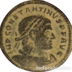 Monedas Imperio Romano: IMPERIO ROMANO. CONSTANTINO MAGNO. FOLLIS. SOL INVICTO. Lote 118662323