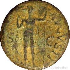 Monedas Imperio Romano: IMPERIO ROMANO. CLAUDIO. AS. CONSTANTIAE AVGVSTI. 41 DC. Lote 118667183