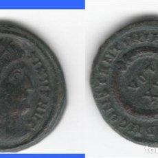Monedas Imperio Romano: ROMA: FOLLIS CONSTANTINO MAGNO ( 321 D.C. ) Nº 461 / CONSTANTINI - 3,4 GR.. Lote 121235283