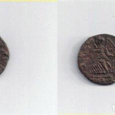 Monedas Imperio Romano: ROMA: 1/2 CENTENIONAL CONSTANTINOPOLIS ( 330-335 D.C. ) Nº 26 / 2,1 GR.. Lote 121337579