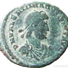 Monedas Imperio Romano: VALENTINIANO II Æ22, ARLES, TCON. FEL TEMP REPARATIO. RIC IX ARLES 20. Lote 121754083