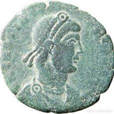 Monedas Imperio Romano: GRACIANO Æ22, ARLES, SCON. FEL TEMP REPARATIO. RIC IX ARLES 20. Lote 121754367