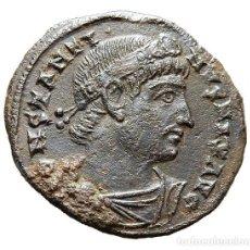 Monedas Imperio Romano: CONSTANTINO MAGNO, Æ FOLLIS. ALEJANDRÍA SMALB. RIC VII ALEJANDRÍA 58 C2.. Lote 121758303
