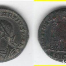 Monedas Imperio Romano: ROMA: FOLLIS CONSTANCIO II ( 324-325 D.C. ) Nº 292 / PROVIDENTIAE - 3,1 GR. Lote 121868239