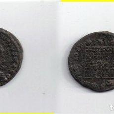 Monedas Imperio Romano: ROMA: FOLLIS CONSTANCIO II ( 324-325 D.C. ) Nº 292 / PROVIDENTIAE - 2,4 GR. Lote 121868319