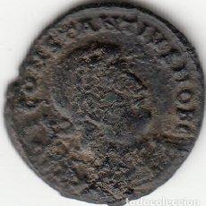 Monedas Imperio Romano: ROMA: 1/2 CENTENIONAL CONSTANCIO II ( 330-333 D.C. ) Nº 324 / GLORIA EXERCITUS - 2,2 GR. Lote 121902027