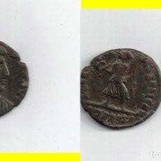 Monedas Imperio Romano: ROMA: CENTENIONAL VALENTE( 367-375 D.C. ) Nº 113 / GLORIA ROMANORUM - 2,2 GR. Lote 122134275
