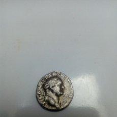 Monedas Imperio Romano: TITO - AÑO 75 - QUINARIO (PLATA). Lote 115314843