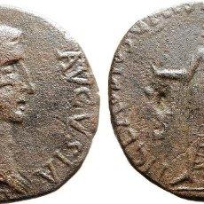 Monedas Imperio Romano: DUPONDIO DE ANTONIA, MADRE DE CLAUDIO I. RIC I 92. Lote 122279871