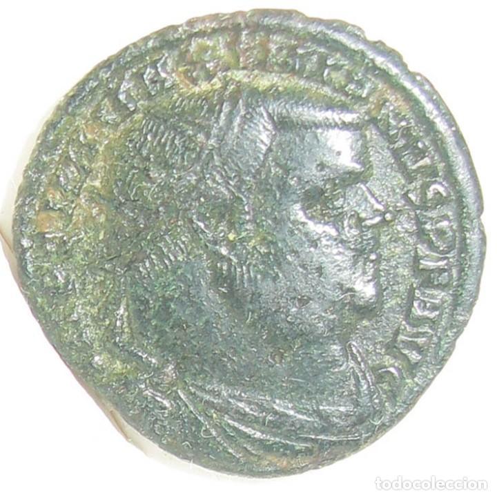 27-IMPERIO ROMANO-ANTONINIANO EMPERADOR A DETERMINAR (Numismática - Periodo Antiguo - Roma Imperio)
